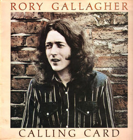 Used Vinyl Rory Gallagher- Calling Card