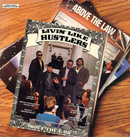 Used Vinyl Above The Law- Livin' Like Hustlers