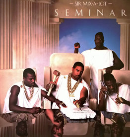Used Vinyl Sir Mix-A-Lot- Seminar