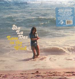 Used Vinyl The Sha La Das- Love In The Wind (Blue Indie Exclusive)