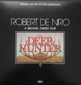 Used Vinyl Deer Hunter Soundtrack