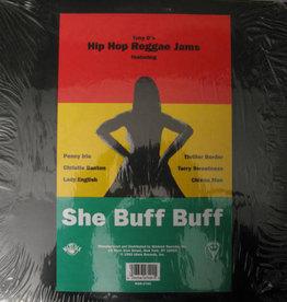 Used Vinyl Various- Tony D's Hip Hop Reggae Jams: She Buff Buff