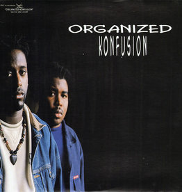 Used Vinyl Organized Konfusion- Organized Konfusion (1st Press)