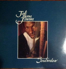Used Vinyl Jali Musa Jawara- Soubindoor