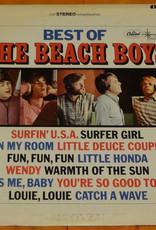 Used Vinyl Beach Boys- Best Of