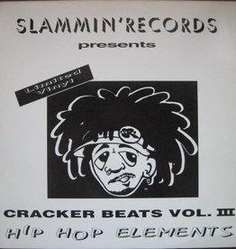 Used Vinyl Nubian Crackers- Cracker Beats Vol. 3