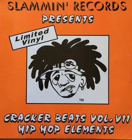 Used Vinyl Nubian Crackers- Cracker Beats Vol. 7 (Sealed)