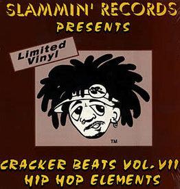 Used Vinyl Nubian Crackers- Cracker Beats Vol. 8 (Sealed)