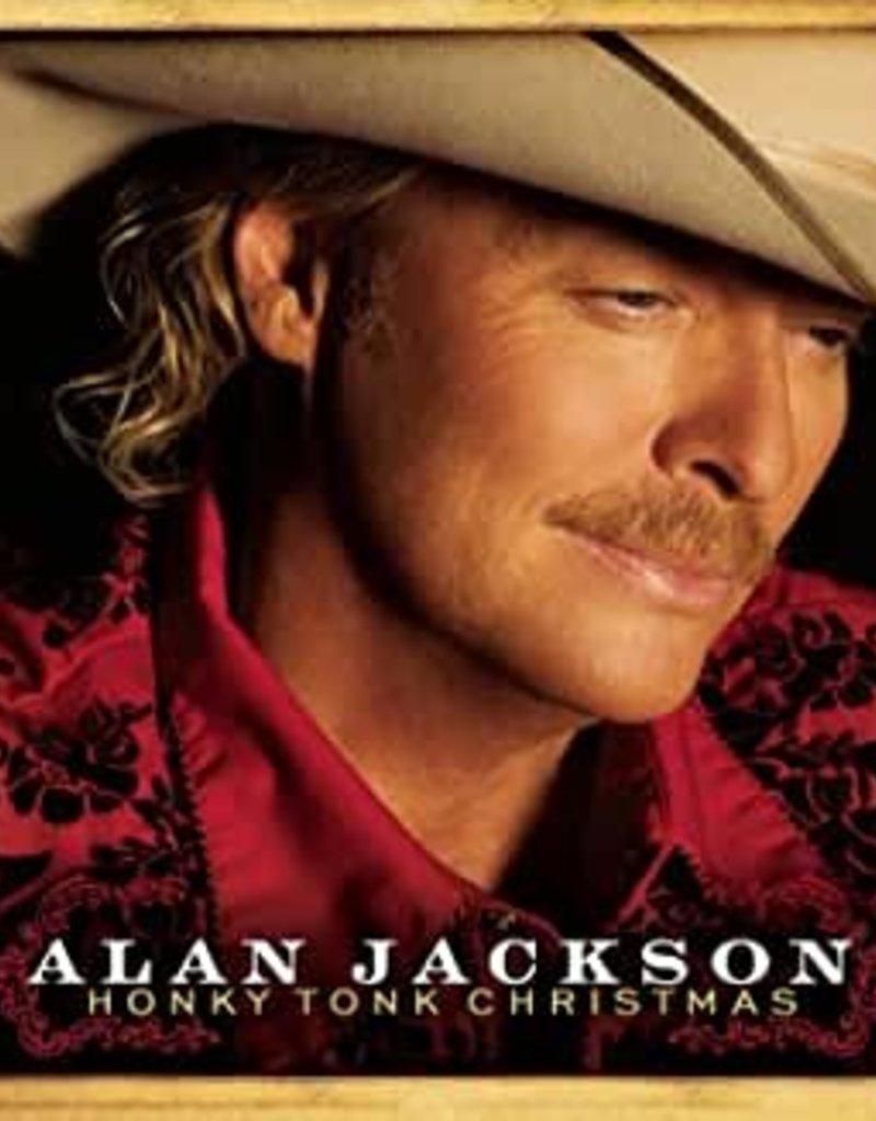 Used CD Alan Jackson- Honkey Tonk Christmas