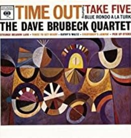 Used CD Dave Brubeck Quartet- Time Out