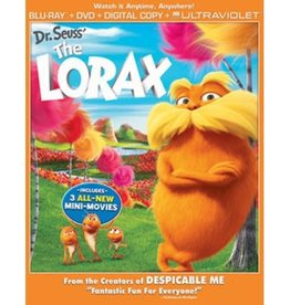 Used BluRay The Lorax