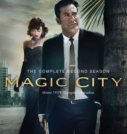 Used BluRay Magic City Season 2