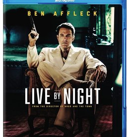 Used BluRay Live By Night