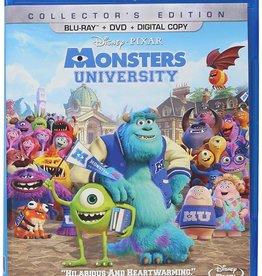 Used BluRay Monsters University