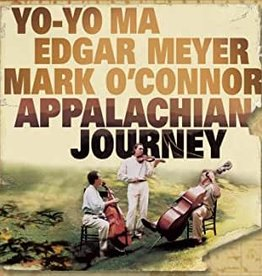 Used CD Yo-Yo Ma And Edgar Meyer- Appalachian Journey