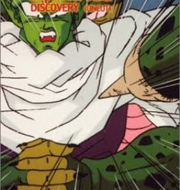 Used VHS Dragon Ball Z- Imperfect Cell: Discovery