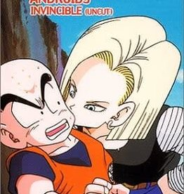 Used VHS Dragon Ball Z- Androids: Invincible