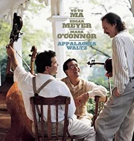 Used CD Yo-Yo Ma, Edgar Meyer, Mark O'Connor- Appalachia Waltz