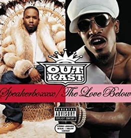 Used CD OutKast- Speakerboxxx/The Love Below