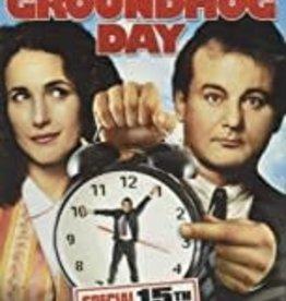 Used DVD Groundhog Day