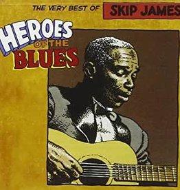 Used CD Skip James- Heroes Of The Blues: The Very Best Of Skip James