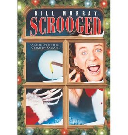 Used DVD Scrooged