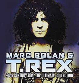 Used CD Marc Bolan & T. Rex- 20th Century Boy: The Ultimate Collection