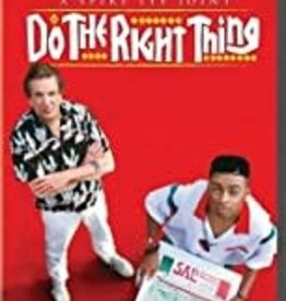 Used DVD Do The Right Thing (20th Anniversary)