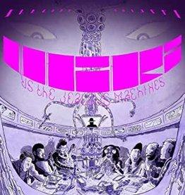 Used CD Shabazz Palaces- Quazarz Vs. The Jealous Machines