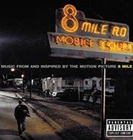Used CD Eminem- 8 Mile Soundtrack