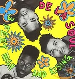 Used CD De La Soul- 3 Feet High And Rising