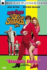 Used DVD Austin Powers: The Spy Who Shagged Me