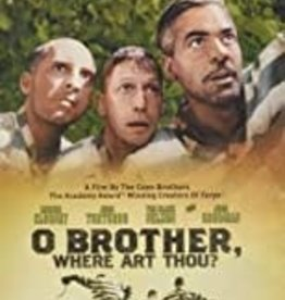 Used DVD O Brother, Where Art Thou
