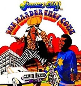 Used CD Jimmy Cliff- The Harder They Come