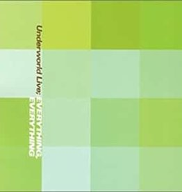 Used CD Underworld Live*- Everything, Everything