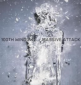 Used CD Massive Attack- 100th Window