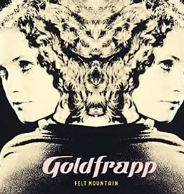 Used CD Goldfrapp- Felt Mountain