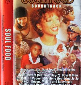Used Cassettes Soul Food Soundtrack