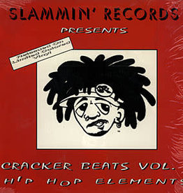 Used Vinyl Nubian Crackers- Cracker Beats Vol. I (Red)(Sealed)