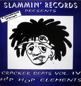 Used Vinyl Nubian Crackers- Cracker Beats Vol. IV (Sealed)