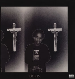 Used Vinyl Earl Sweatshirt- Doris