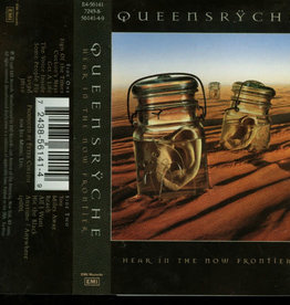 Used Cassette Queensryche- Hear In The Now Frontier