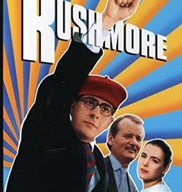 Used DVD Rushmore