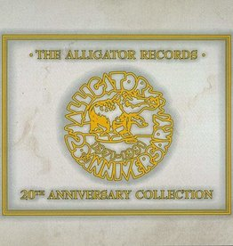 Used CD Various- The Alligator Records 20th Anniversary Collection