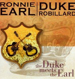 Used CD Ronnie Earl/Duke Robillard- The Duke Meets The Earl