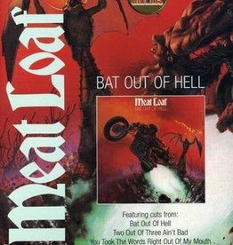 Meat Loaf- Bat Out Of Hell
