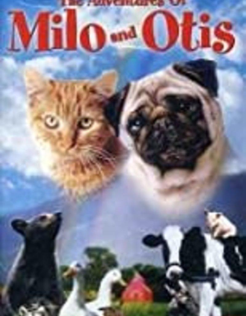 Used DVD Adventures Of Milo & Otis