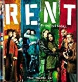 Used DVD Rent (2-Disc)