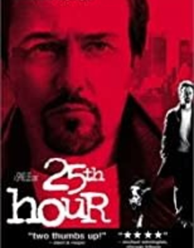 Used DVD 25th Hour