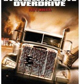 Used DVD Maximum Overdrive